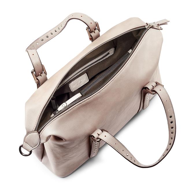 Bag bata, Gris, 961-2228 - 16