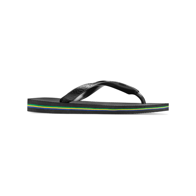 Women's shoes havaianas, Bleu, 572-6177 - 13