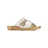 Women's shoes, Blanc, 574-1439 - 13