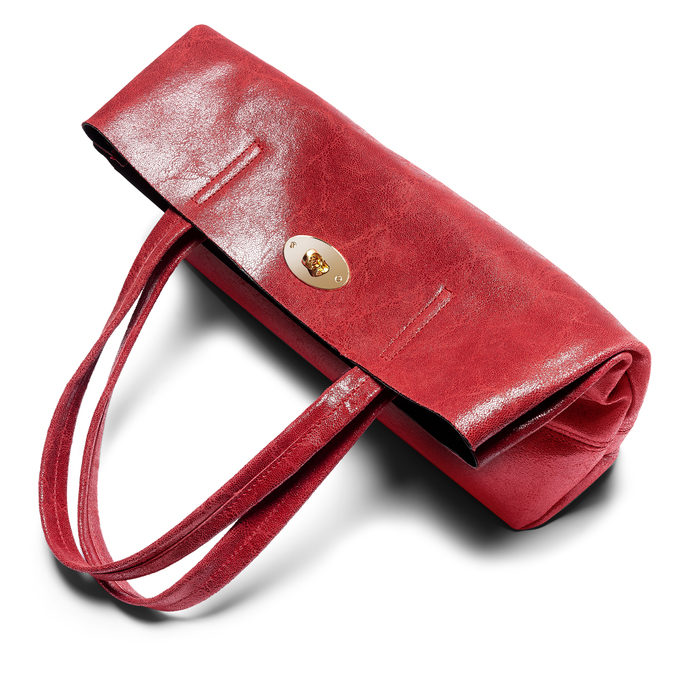 Bag bata, Rouge, 964-5357 - 17