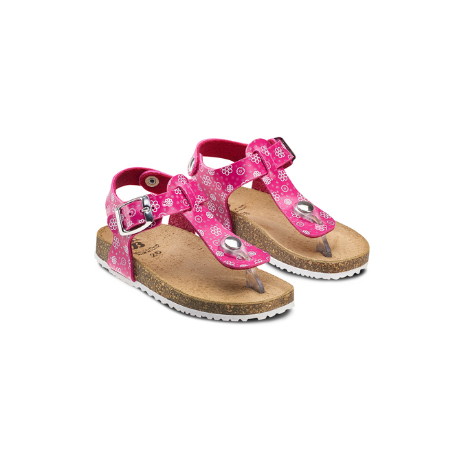 Childrens shoes mini-b, Rose, 261-5212 - 16