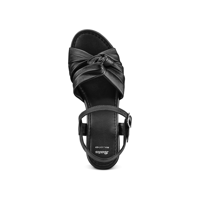 Women's shoes bata, Noir, 764-6271 - 17