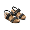 Women's shoes bata, Noir, 669-6356 - 16