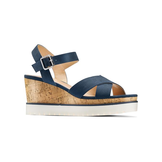 Women's shoes insolia, Violet, 769-9251 - 13