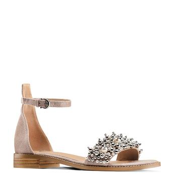 Women's shoes bata, Jaune, 569-8208 - 13