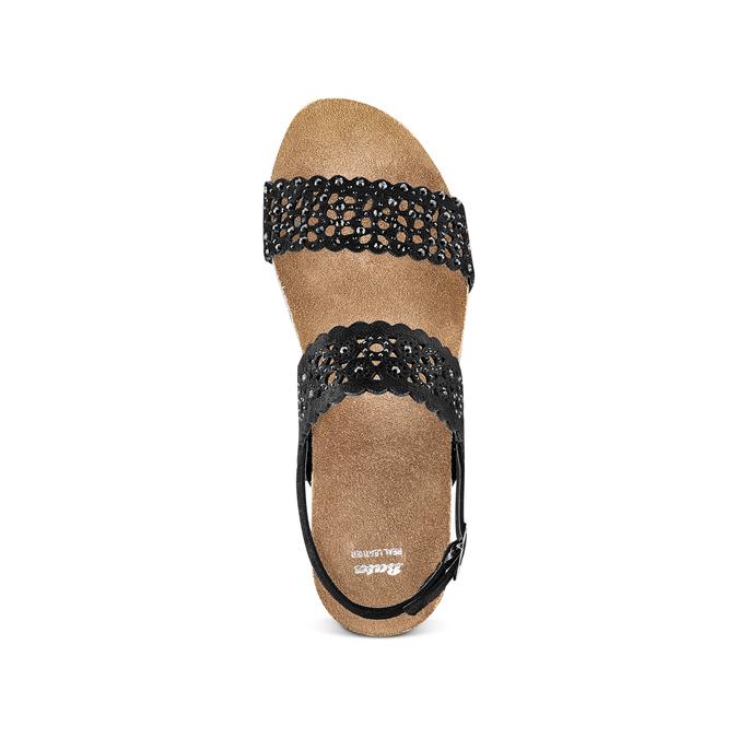 Women's shoes bata, Noir, 669-6356 - 17