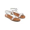 Women's shoes bata, Blanc, 564-1211 - 16