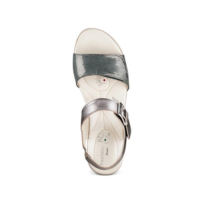 BATA TOUCH ME Chaussures Femme bata-touch-me, Gris, 564-2354 - 17