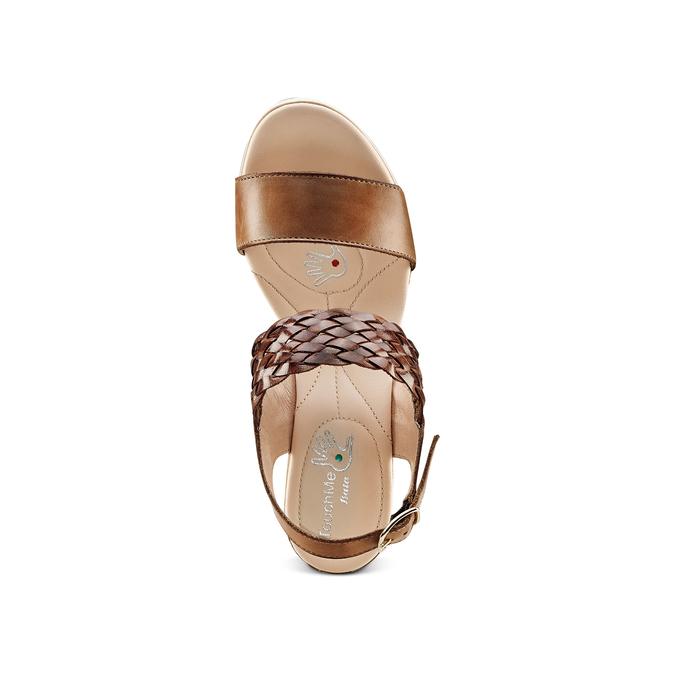 BATA TOUCH ME Chaussures Femme bata-touch-me, Brun, 764-3309 - 17