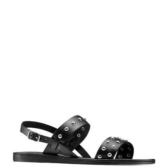 Women's shoes bata, Noir, 564-6210 - 13