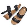 Women's shoes bata, Noir, 669-6356 - 26