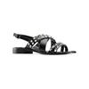 Women's shoes bata, Noir, 561-6245 - 13