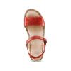 Women's shoes bata, Rouge, 564-5125 - 17