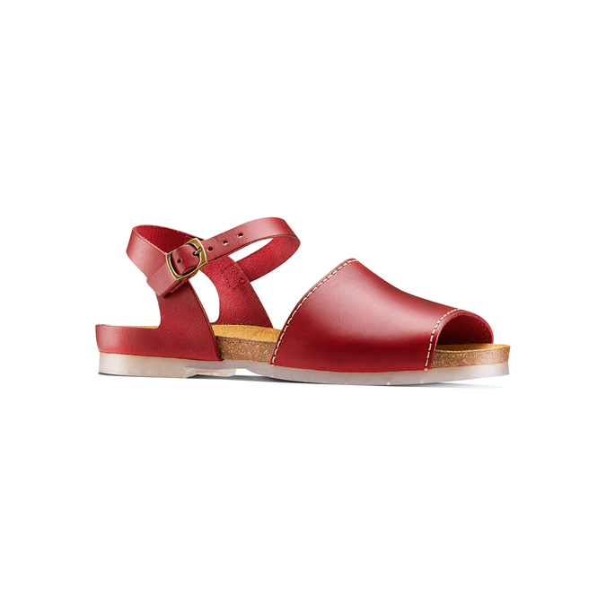 Women's shoes weinbrenner, Rouge, 564-5161 - 13