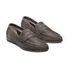 Men's shoes bata, Brun, 853-2129 - 16