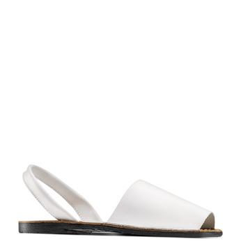 BATA Chaussures Femme bata, Blanc, 564-1287 - 13