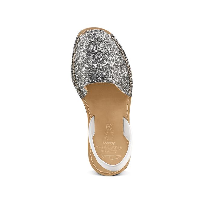 MENORQUINA Chaussures Femme, Gris, 564-2287 - 17