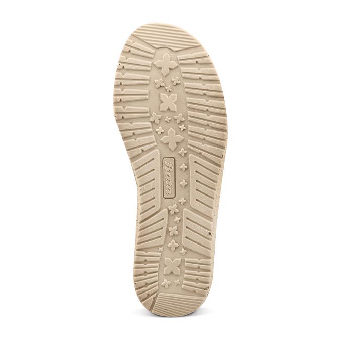 Men's shoes bata, Violet, 859-9199 - 19