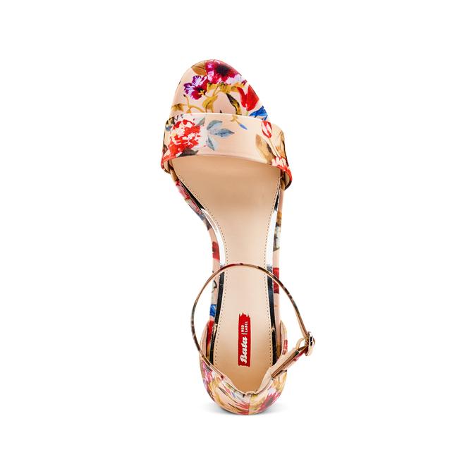 Women's shoes bata-rl, Rouge, 761-5334 - 17
