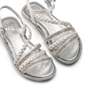 Childrens shoes mini-b, Blanc, 361-1197 - 26