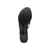 Women's shoes bata, Noir, 671-6129 - 19