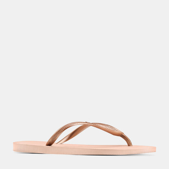 Women's shoes havaianas, bronze, 572-5344 - 13