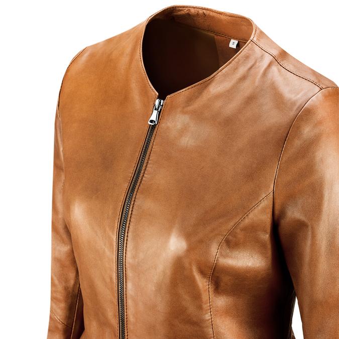 Jacket bata, Brun, 974-3176 - 15
