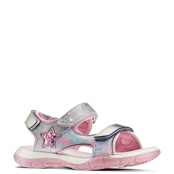 Childrens shoes mini-b, Argent, 361-2238 - 13