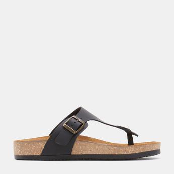 Women's shoes bata, Noir, 574-6477 - 13