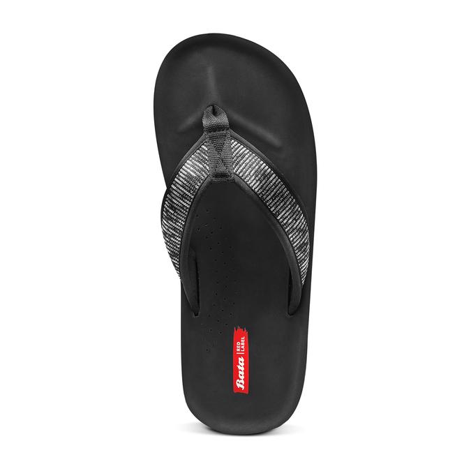 Men's shoes bata-rl, Noir, 869-6209 - 17