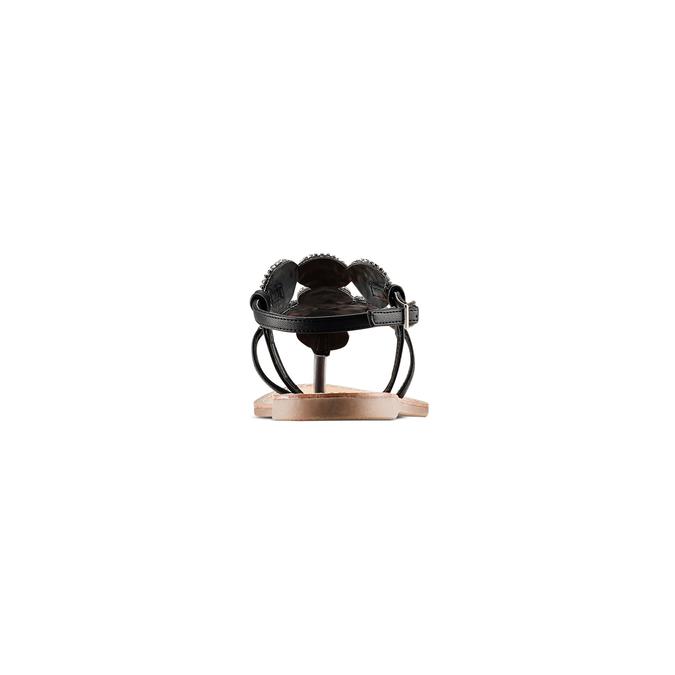Women's shoes bata, Noir, 561-6541 - 15