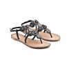 Women's shoes bata, Noir, 561-6541 - 16