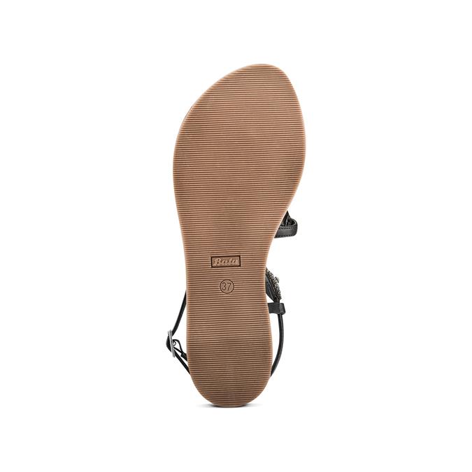 Women's shoes bata, Noir, 561-6541 - 19