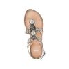 Women's shoes bata, Blanc, 561-1541 - 17