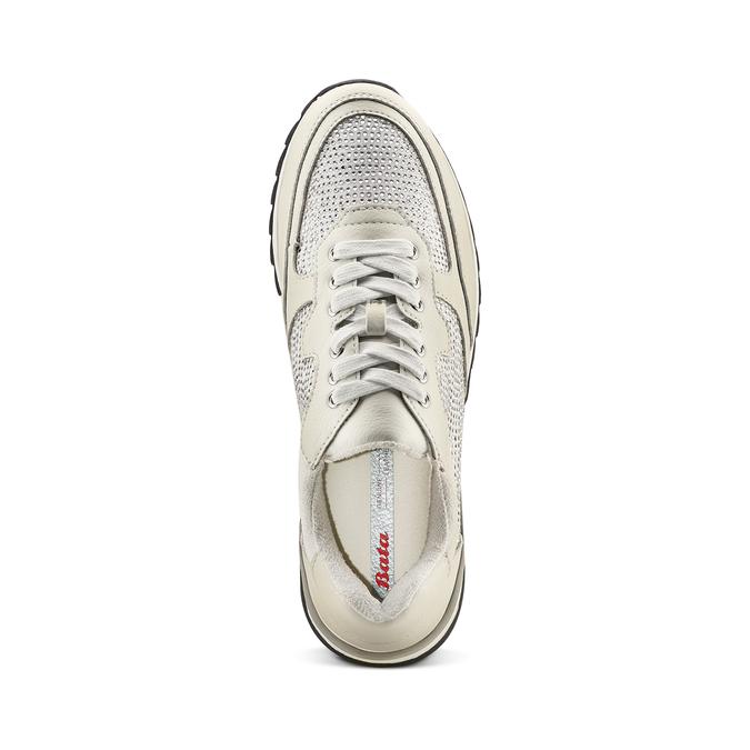 BATA Chaussures Femme bata, Blanc, 541-1312 - 17