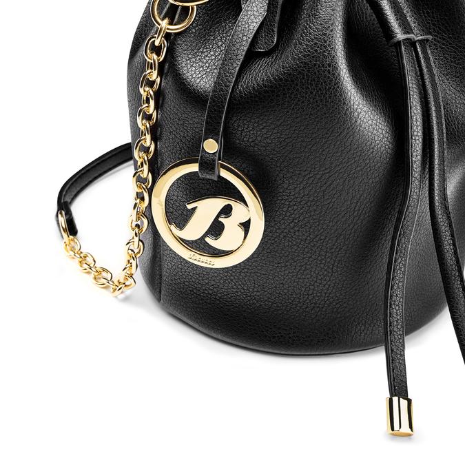 Bag bata, Noir, 961-6449 - 15
