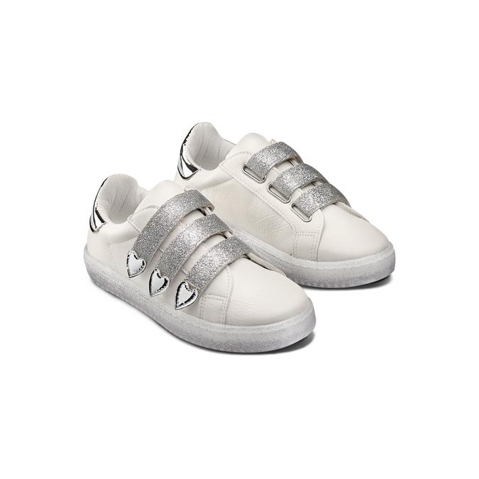 CHILDRENS SHOES mini-b, Blanc, 321-1401 - 16