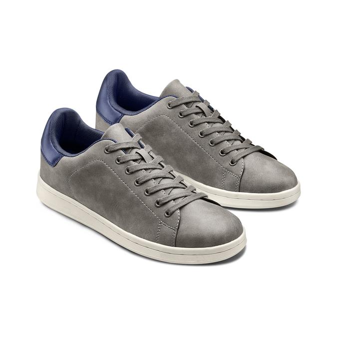 BATA Chaussures Homme bata, Gris, 841-2498 - 16