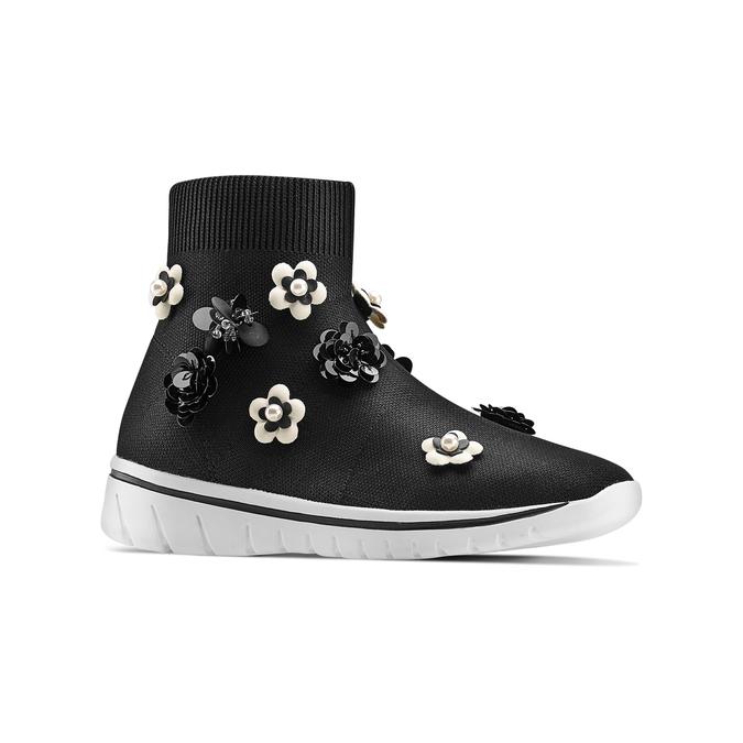 BATA Chaussures Femme bata, Noir, 549-6424 - 13