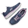 Chaussures Femme skechers, Bleu, 509-9318 - 19
