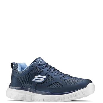 SKECHERS  Chaussures Homme skechers, Bleu, 809-9805 - 13