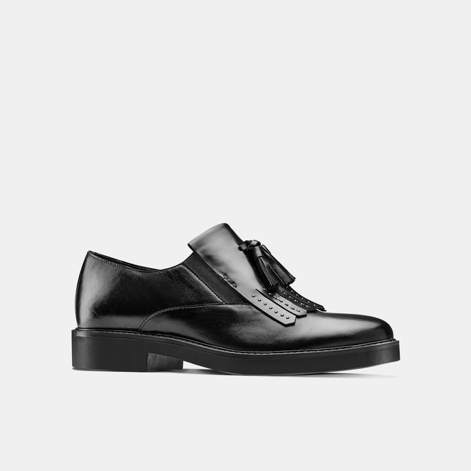 BATA Chaussures Femme bata, Noir, 514-6282 - 13