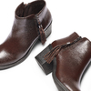 Women's shoes bata, Brun, 691-4220 - 26