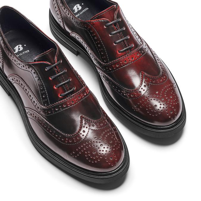 BATA Chaussures Femme bata, Rouge, 524-5536 - 26