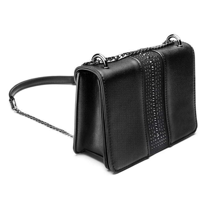 Bag bata, Noir, 961-6514 - 17