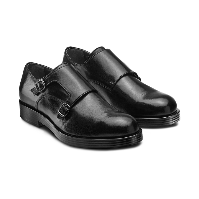 Men's shoes bata, Noir, 814-6123 - 16