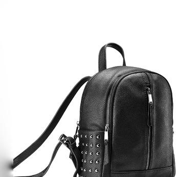 Backpack bata, Noir, 961-6467 - 13