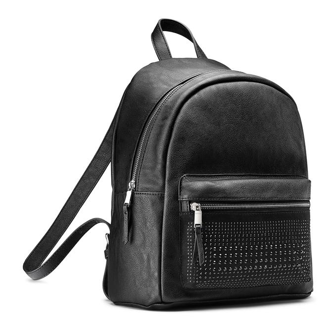 Backpack bata, Noir, 961-6496 - 13