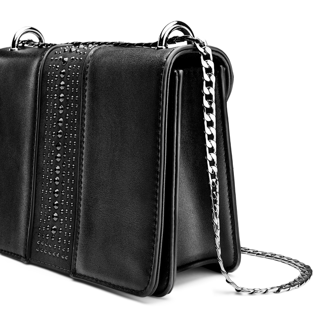 Bag bata, Noir, 961-6514 - 15