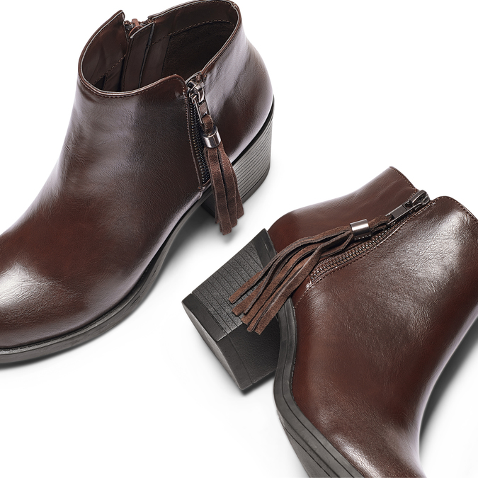BATA Chaussures Femme bata, Brun, 691-4220 - 26